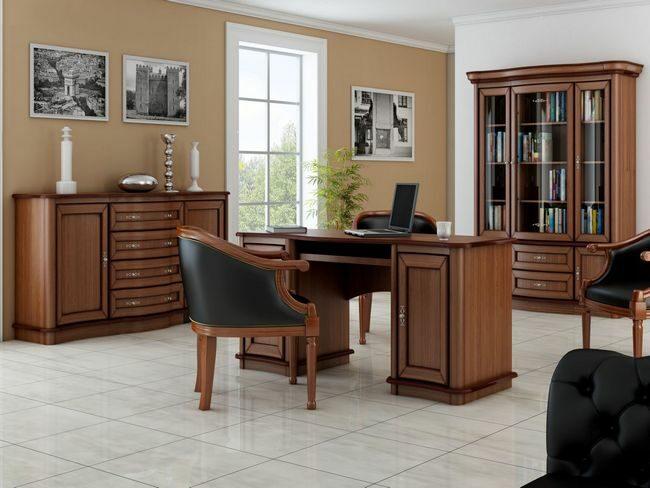 Мебель для руководителя в Калининграде