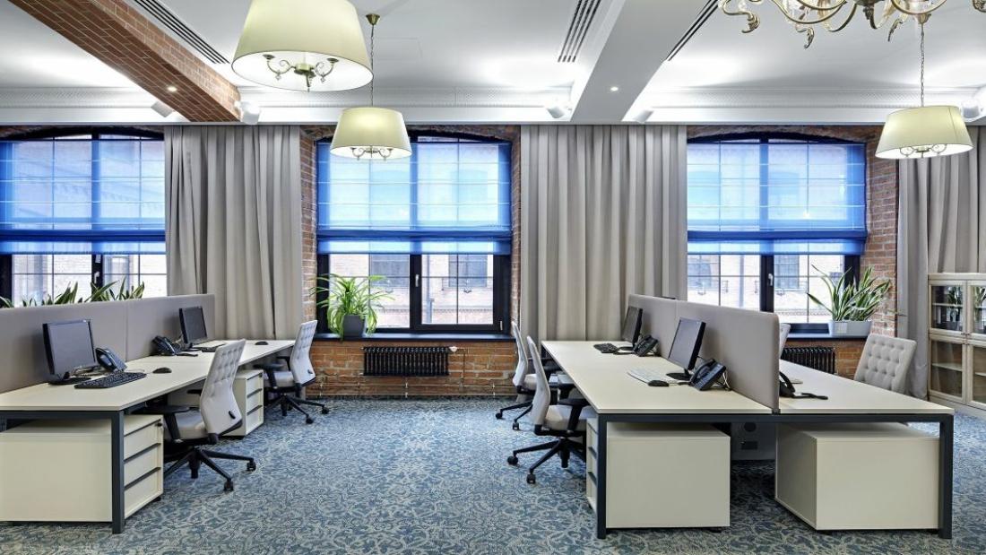 Дизайн офиса в Калининграде
